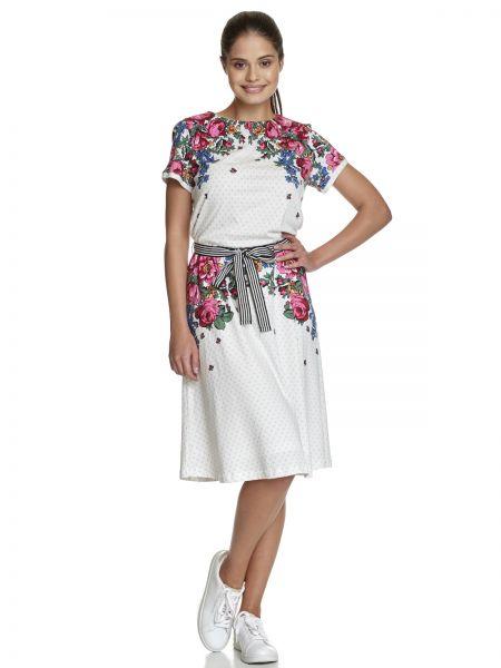 VM Piroshka Summer Dress Cream/Allover