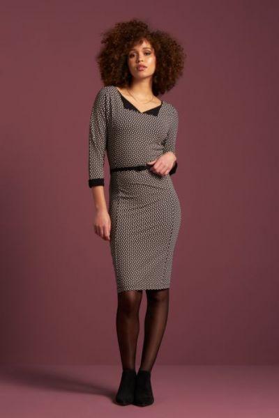 Audrey Dress Haberdashery - Black