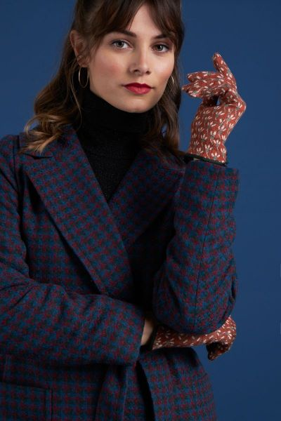 Glove Nalini - Brunette Brown