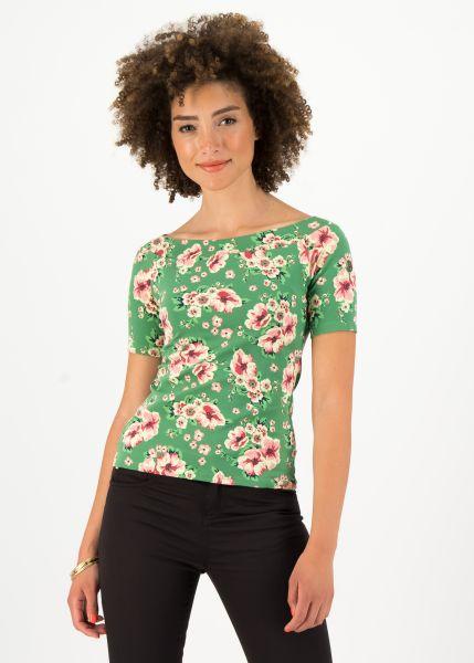 carmelita tee - floral florida