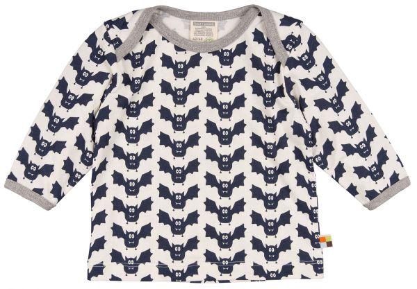 Langarm Shirt Fledermaus - midnight