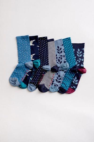 Women´s Blueprint Box O Socks-Cleansing Mix
