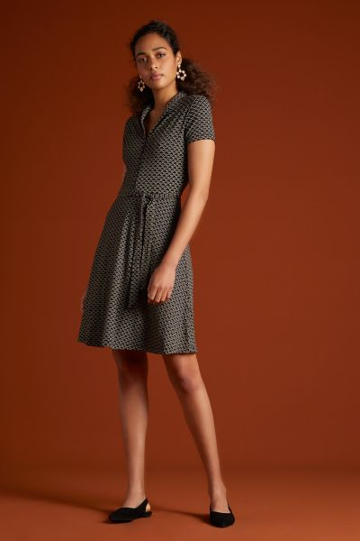 Emmy Dress Fresno - Black