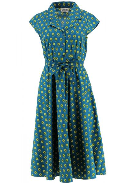 Kleid Sunflower-blue