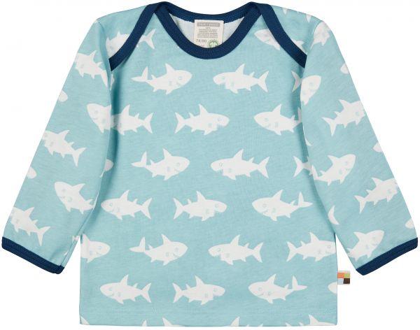 Shirt Druck - Lagoon Hai