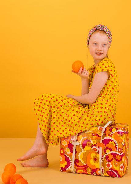 lieblingskleidchen - orange picking
