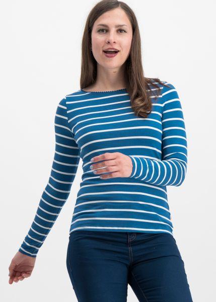 logo stripe longsleeve - free stripe