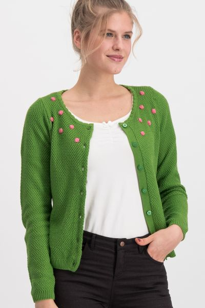 erntefreundin cardigan - bubbles of hope