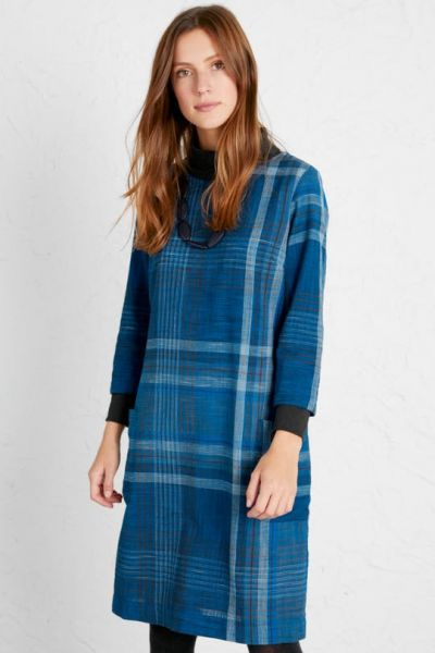 Newford Island Dress - Great Depths waterfront
