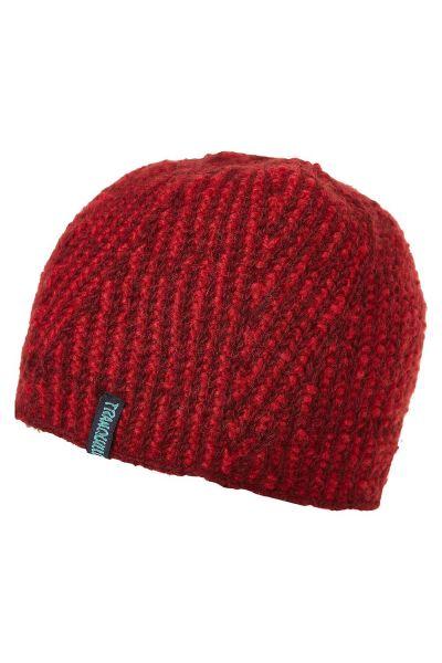 Wollmütze Lya - red