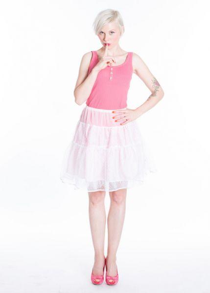 dreamyourdream petticoat - white
