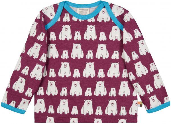 Shirt Druck - Plum Bär