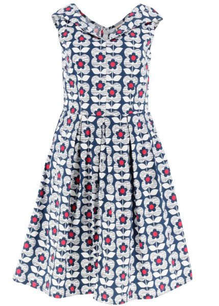 Kleid Gradedtile - blue