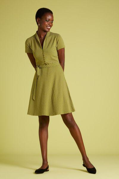 Emmy Dress Fresno - Posey Green