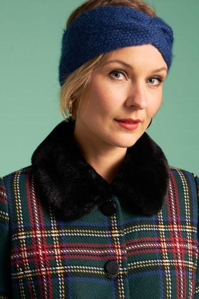 Hairband Jules - Autumn Blue