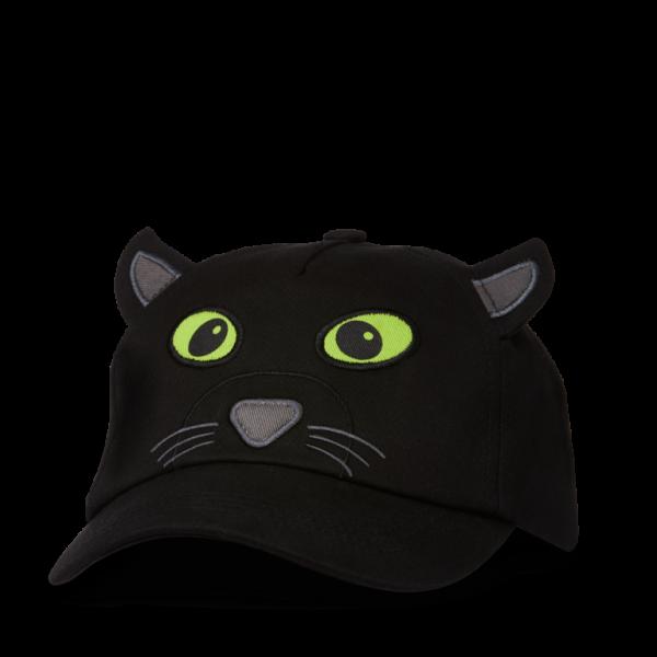 Cap - Schwarzer Panther