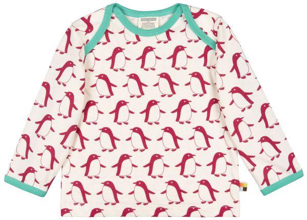 Shirt Druck - Berry Pinguin