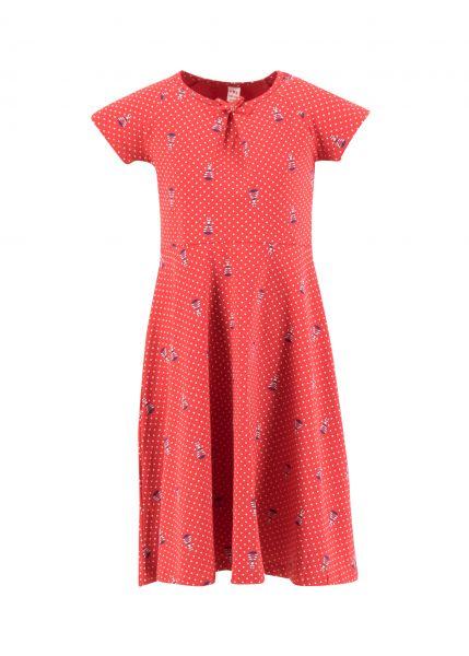 lieblingskleidchen - red tippi dots