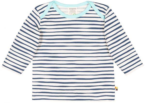 Shirt, Ringel - Ultramarin