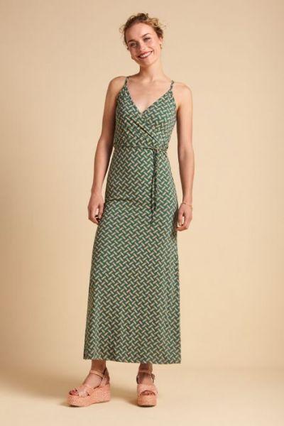 Kiki Dress Tilia - Fir Green