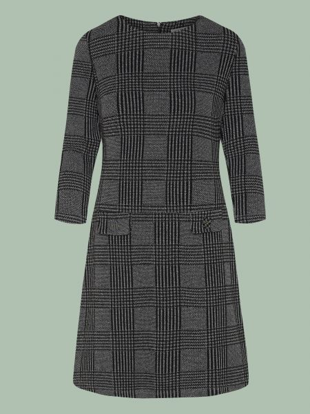Nine To Five - Dress - Glench It Black/White