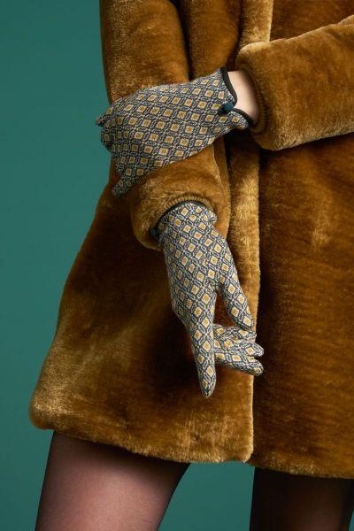 Glove Flynn - Pine Green