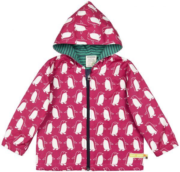 Wasserabweisende Jacke - Berry Pinguin