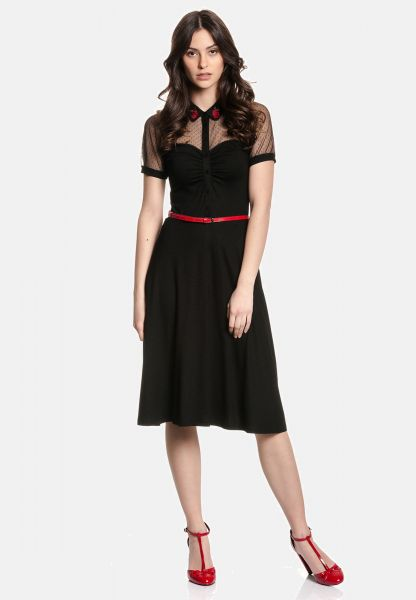 VM British Black Dress black