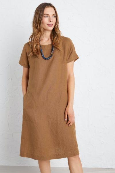 Primary Dress Butterscotch