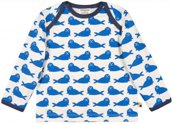 Shirt Druck - Cobalt Robbe