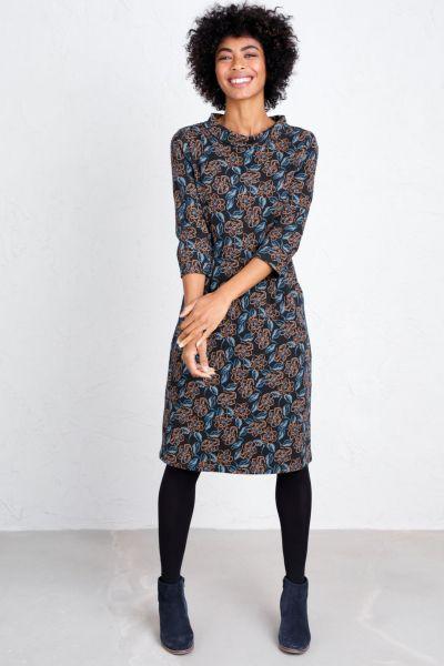 Cleats Dress - Brushed Magnolia Dark Night