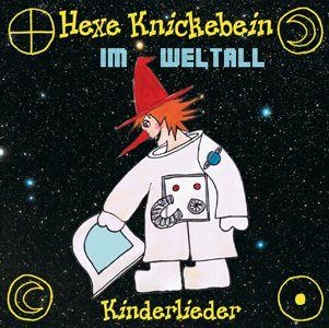 Hexe Knickebein im Weltall!