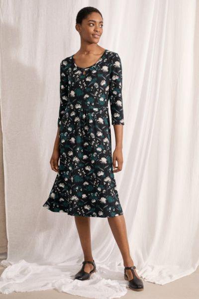 Sandhills Dress Thrift Sketch Black