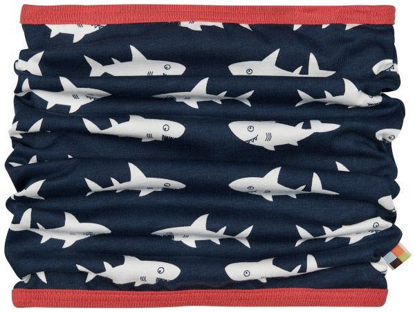 Schlauchschal - Ultramarin Hai