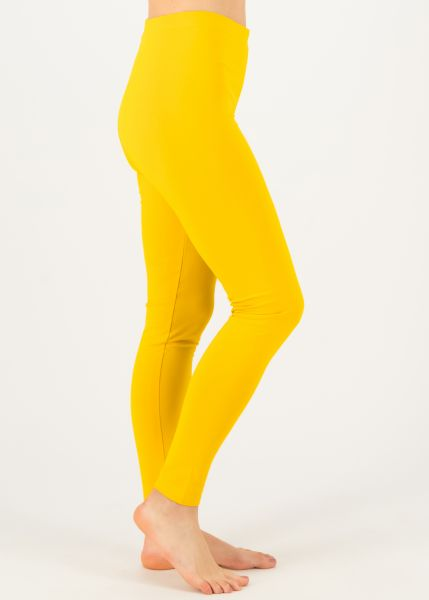 leggings totally thermo - corn yellow