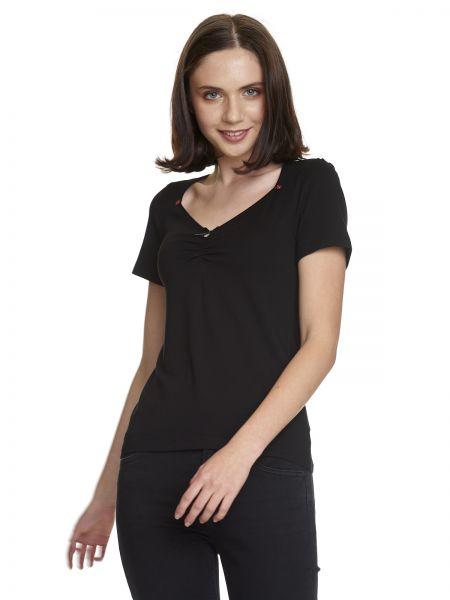 Sweet Maria Shirt Black