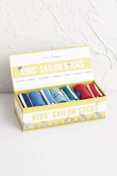 Kids' Box O'Socks - On Deck Mix