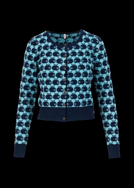 strickliesl - knit blue apple
