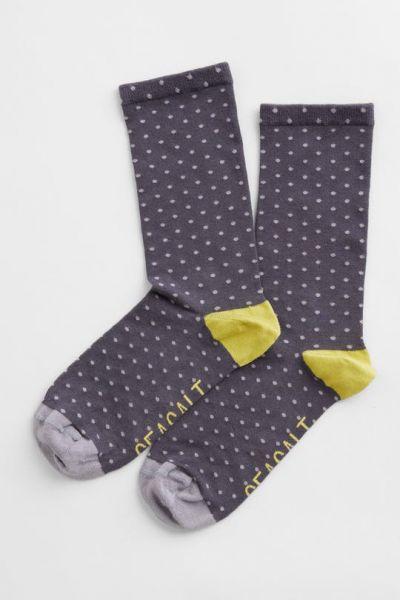 Everyday Socks - Confetti Shadow