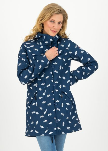 wild weather long anorak - bonnies ocean
