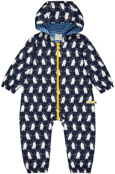 Wasserabweisender Overall - Midnight Pinguin