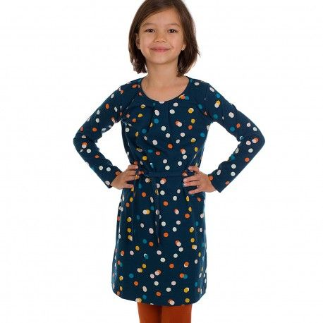 Dress Dahlia Confetti Jersey