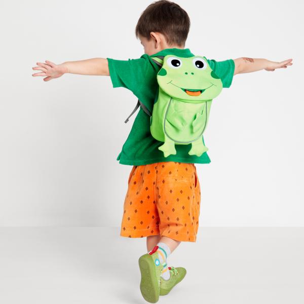 Kleiner Freund - Frosch hellgrün