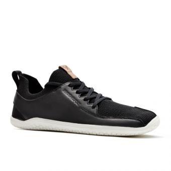 Primus Knit - Black Leather