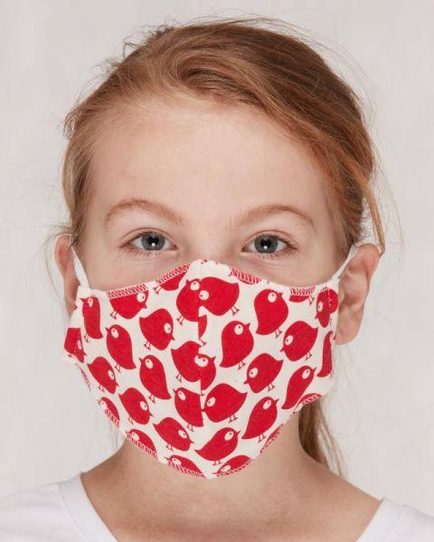 Mund- und Nasenmasken für Kinder - Spatz