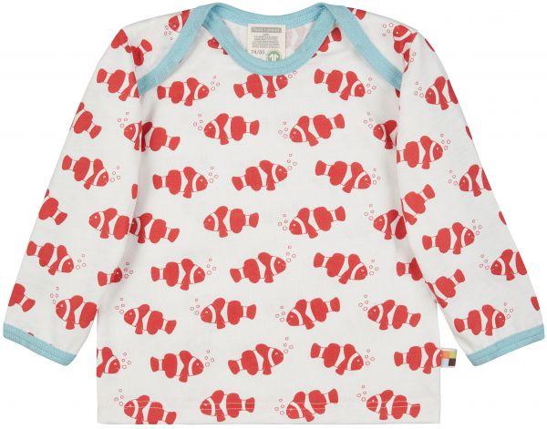 Shirt Druck - Chili Clownfisch