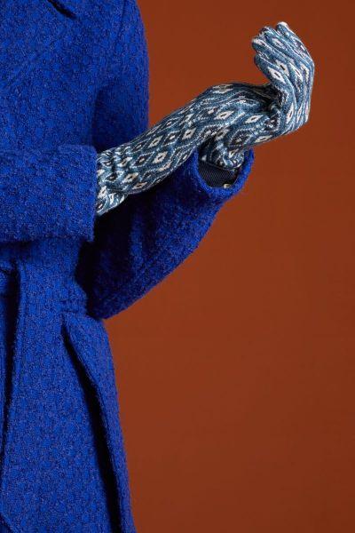 Glove Deuce - Night Blue