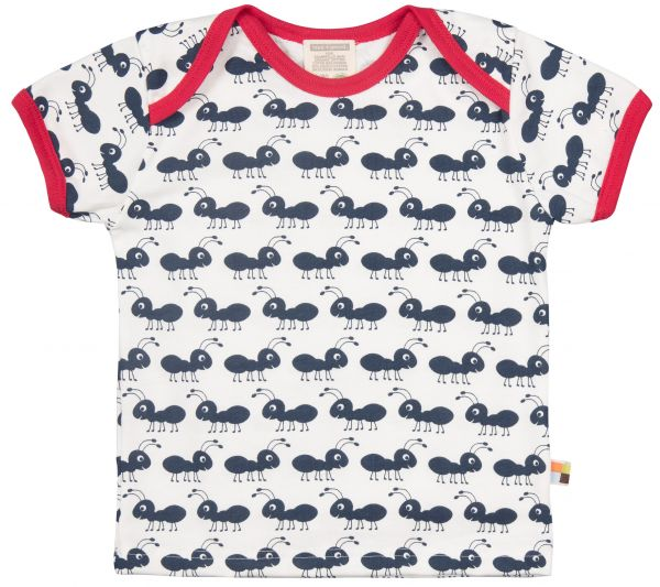 T-Shirt - Navy Ameise
