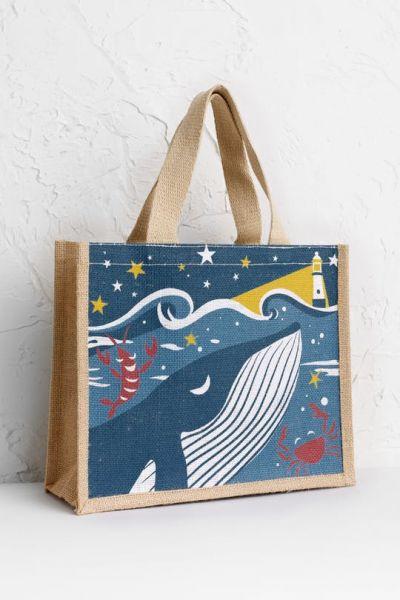 Cute Jute - Whale of a good time