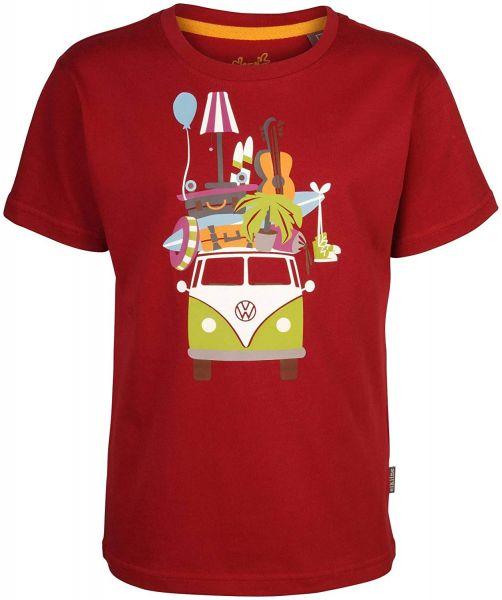 huckepack T-Shirt chilipepperred